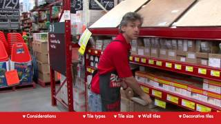How To Choose Tiles - DIY At Bunnings