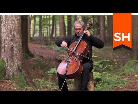 Mario Brunello - Il silenzio delle idee - J.S. Bach Suite n 1 (TRAILER)