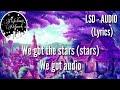 LSD - Audio (lyrics)
