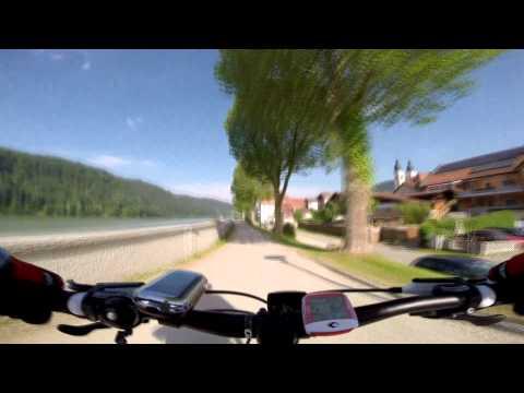 Danube Bike Path: Au - Passau (Part. 2)