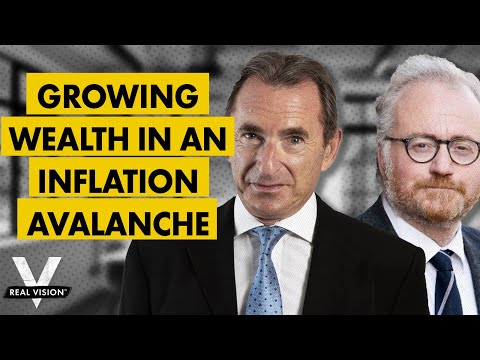 Russell Napier: Growing Wealth in an Inflation Avalanche (w/Russell Napier and Stephen Clapham)