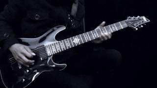 Cradle of Filth - Nymphetamine (Guitar Cover)