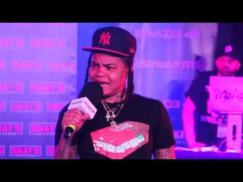 Young M.A. Performs Live on Sway's 2017...