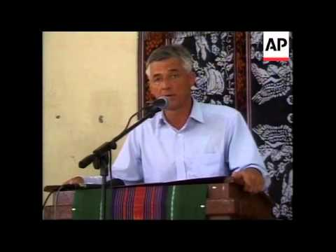East Timor sets up truth and reconciliation commission