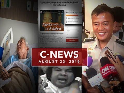 UNTV: C-News (August 23, 2019)