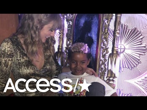 Amber Rose & Wiz Khalifa's Son Finally Met His Idol Taylor Swift | Access