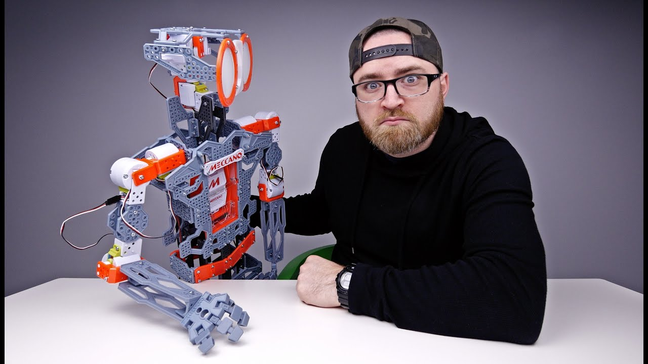 Build Your Own Robot Youtube