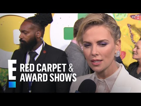 Charlize Theron's Favorite Curse Word Is… | E! Live from the Red Carpet