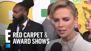 Charlize Theron's Favorite Curse Word Is… | E! Red Carpet & Award Shows