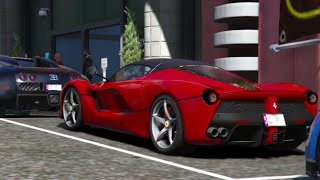 GTA V | DUBAI LUXURY CARS IN GTA 5