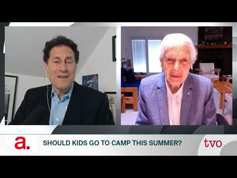Should Kids Go To Camp This Summer?