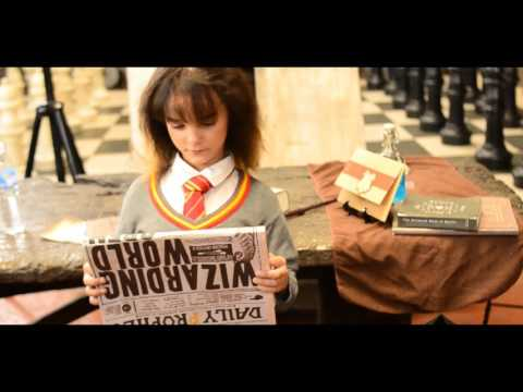 Hermione Granger of Philippines: Mikhaela 'Mandy' Sivillana (Featured in Kapuso Mo Jessica Soho)