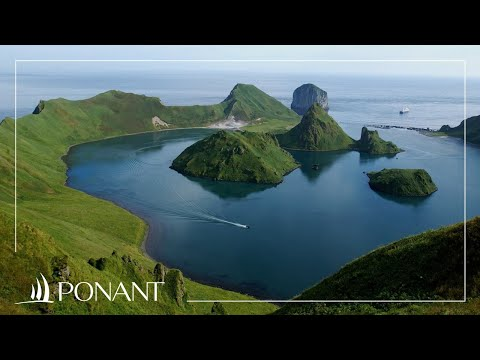 Cruise in Russia's Kuril Islands by Ponant