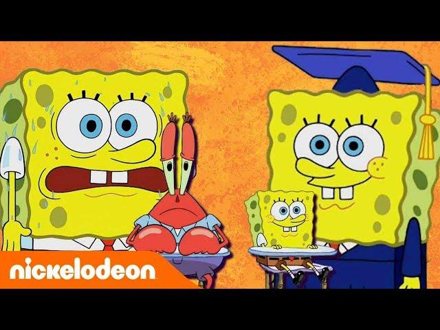 🔴 JETZT LIVE: SpongeBob Schwammkopf 2 | Lerne mit SpongeBob | Nickelodeon Deutschland