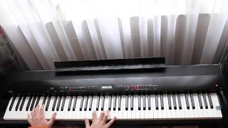 Explorers by Muse (Piano Cover)