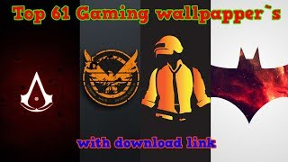 Top 61 Gaming wallpapper`s every Gamers Should have this(1920x1080)(with download link)
