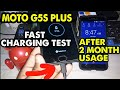 Moto G5s Plus Fast Turbo Charging Test After 2 Month Usage ? Fail ?