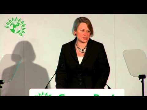 Natalie Bennett - Green Party conference speech
