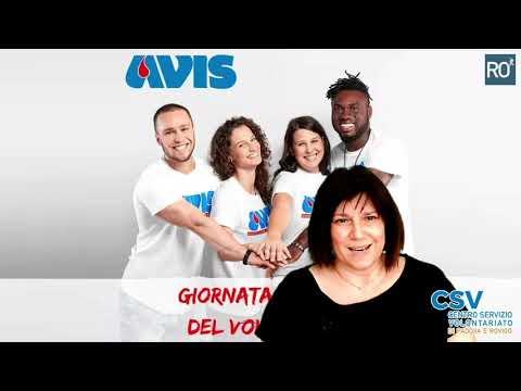 09 - A TU PER TU CON IL VOLONTARIATO - AVIS provin...