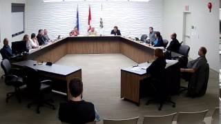 Town of Drumheller Council Meeting January 18, 2016