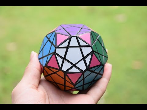 Review : Truncated Megaminx