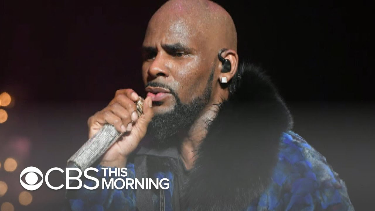 R. Kelly Arrested on Child Pornography and Other Federal Charges