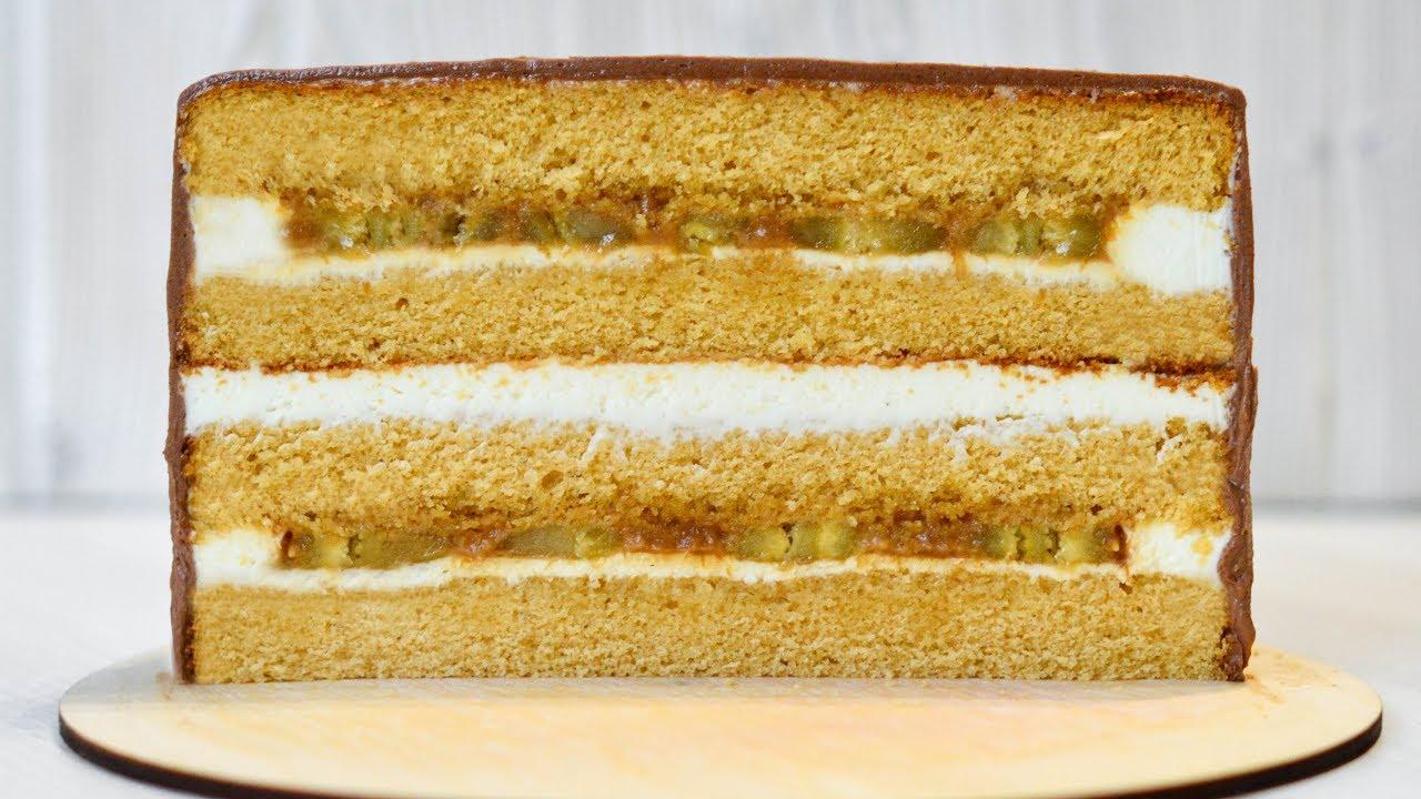 Карамельный ТОРТ ☆ Нежный с ВКУСНЕЙШЕЙ начинкой ☆ caramel cake  Карамельный ТОРТ ☆ Нежный с ВКУСНЕЙШЕЙ начинкой ☆ caramel cake