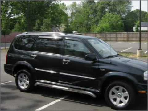 2003 Suzuki Xl 7 Fredericksburg Va Youtube