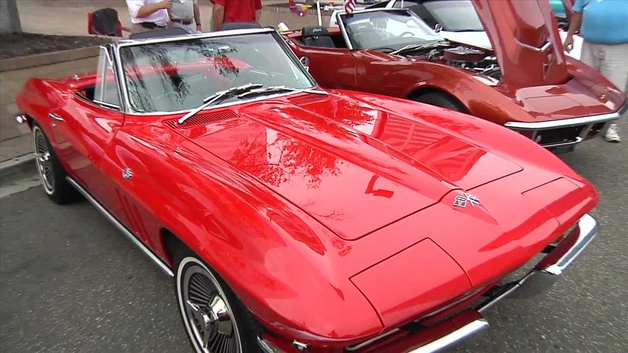 Corvette Sting Ray Rollin Car Show In Jacksonville FL YouTube - Car show jacksonville fl