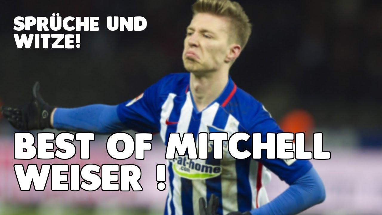 Best Of Mitchell Weiser Lustige Sprüche Witze Welcome To Bayer 04 Leverkusen