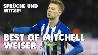 Best of Mitchell Weiser! | Lustige Sprüche & Witze! | Welcome to Bayer 04 Leverkusen !