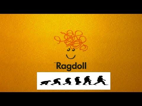 Logo Evolution: Ragdoll Limited (1985-present)