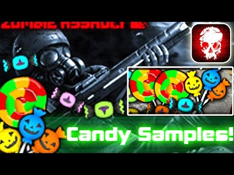 Sas 4 - Candy Samples