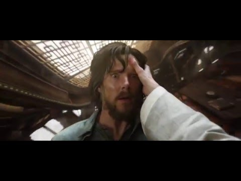 Marvel´s Doctor Strange - teaser trailer...