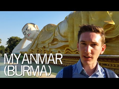 Midge Recommends: Exploring Myanmar's history and culture (Burma)