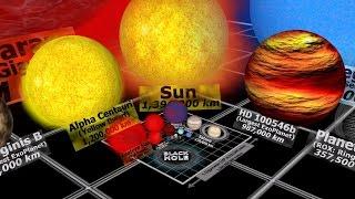 Universe Size Comparison 3D thumbnail