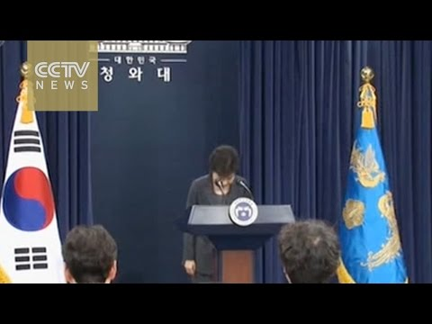 South Korean prosecutors charge two Park Geun-hye aides