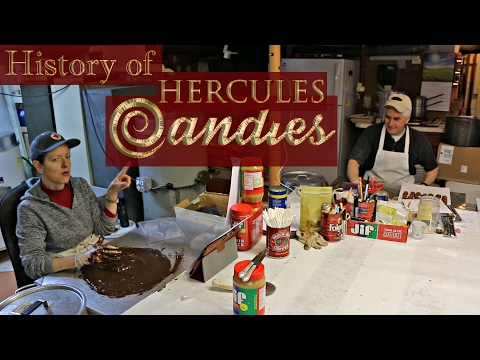 The History of Hercules Candy