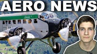 Was man über den Absturz weiß..! AeroNews