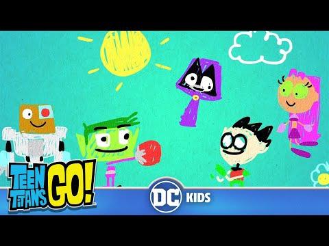 Teen Titans Go! En Latino | Amistad | DC Kids