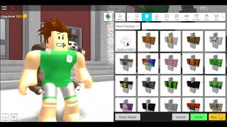 Robloxian High School How to outfit Pokediger1