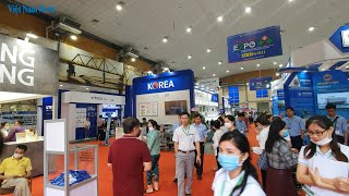Vietnam Expo 2021/ Hội chợ thương mại quốc tế Việt nam