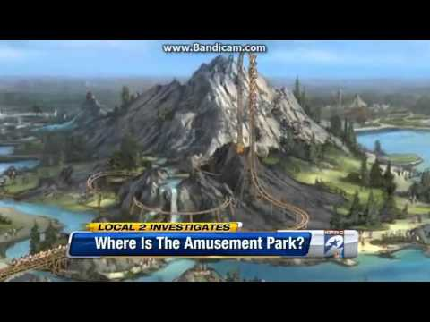 EarthQuest Adventures - New Amusement Park for Houston?