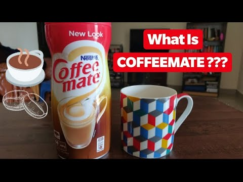 COFFEE MATE- How To Make Coffee With Nestle Coffee Mate Coffee Creamer?Priyanka Vlogs