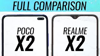 Poco X2 vs Realme X2 Full Comparison after Usage - X2 IS BETTER!