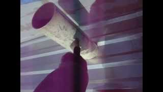 Проход трубы через крышу из профнастила(На этом видео представлен мой вариант оформления места прохождения трубы дымохода через крышу из профнаст..., 2015-09-09T18:43:25.000Z)