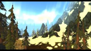 1 Hour | WoW Northrend Music (Howling Fjord + Grizzly Hills)