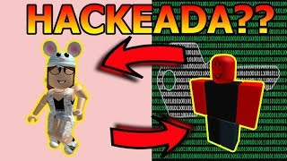 HACKING THE ACCOUNT OF A ROBLOX ENROLLEE!!! TROLLING