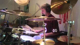 Hothouse Flowers-I Can See Clearly Now-Drum cover