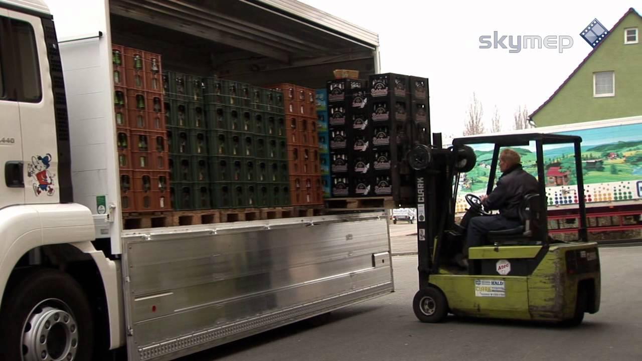 Marquart Getränkehandel und Zeltverleih | Herrenberg - YouTube